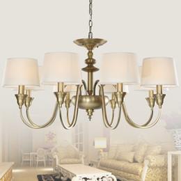 Brass Chandeliers Uk: European Vintage 3- Lights Single Tier Chandelier Ceiling Lights Antique Brass  Chandeliers Lamp Shade Metal Lighting for Home Deco,Lighting