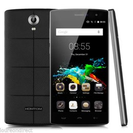 Discount chinese phone screens HOMTOM HT7 Stylish Smartphone Dual SIM 5.5 Inch Cell Phones Supports Multiple Languages GPS 1280 x 720 Pixels HD Screen