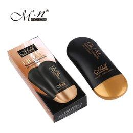 Wholesale Marque M n Menow Marque Concealer à BrightenThe Couleur durable Hydra BB Cream Fond de teint liquide Convient pour tous les types de peau