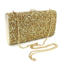designer purse sale j5yl  online shopping hot sale Handmade Evening Clutch Purse Diamond rhinestone  Crystal glittering Chain Designer Fashion Lady