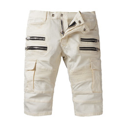 Discount Denim Cargo Shorts For Men | 2017 Denim Cargo Shorts For ...