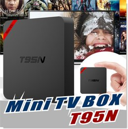 online shopping 2016 Newest T95N android Mini tv box MXQ pro Amlogic S905 Quad Core android GB GB D Wifi K o d i Fully Loaded HD K P