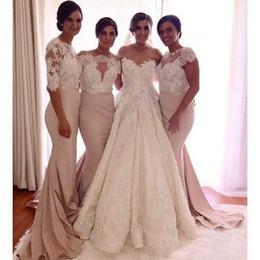 Discount Light Coral Wedding Dresses Bateau Neckline | 2017 Light ...