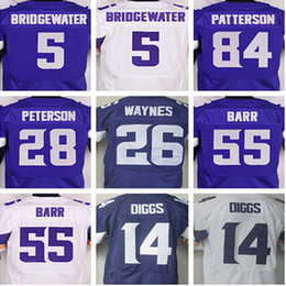 ELITE Minnesota Vikings Cordarrelle Patterson Jerseys