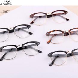 discount designer frames eyeglasses wholesale wholesale 1 pcs classic retro clear lens nerd frames glasses