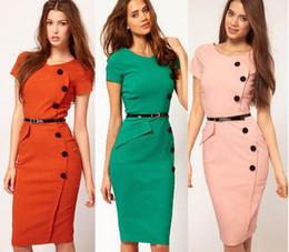 100шт высокого качества платья модно OL платья с короткими рукавами 2016 лето новый стиль приталенные цельный платье быстрая перевозка груза