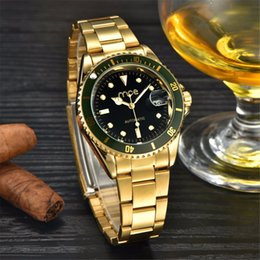 whole self winding watches online whole self winding self wind mechanical automatic watches hot selling top brand gold watches men s fashion calendar wristwatch relogio designer man watch