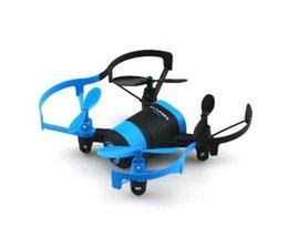 JXD 512W JXD512W 2.4GHz WiFi FPV Mini OVNI One-Key-return Mode Headless RC Quadcopter avec 0.3MP Caméra HD RTF