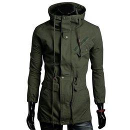 Men S Military Long Coat Online   Men S Military Long Coat for Sale