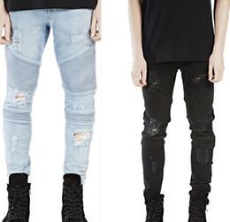Discount Black Jean Style Trousers Men | 2017 Black Jean Style ...