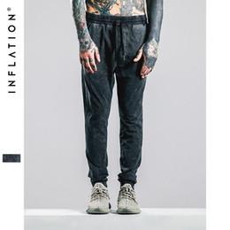 mens corduroy pants elastic waist - Pi Pants