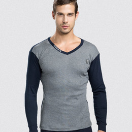 Discount Cotton Thermal Underwear For Men | 2017 Cotton Thermal ...