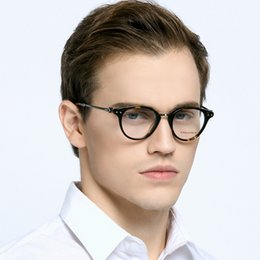 famous brand designer men women glasses frame with logo and box acetate s925 reading glasses frame myopia prescription clear lens glasses clear frame