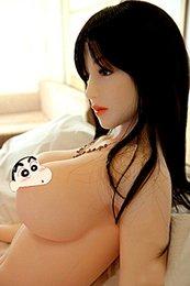 Wholesale Verdadera muñeca del sexo japonés muñecas del sexo del silicón de la vagina muñeca realista del sexo juguetes atractivos realista amor de silicio muñeca