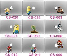Etiqueta engomada colorida del ordenador portátil de las etiquetas de MacBook de la nueva llegada para Apple Universal de Macbook Pro Muchos patrones a elegir