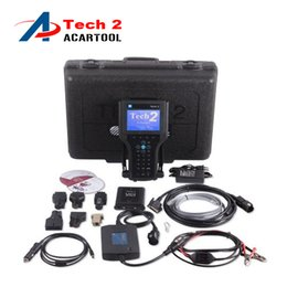 online shopping GM TECH2 scanner support software Full set diagnostic tool Vetronix gm tech with candi interface gm tech2 with box free ship
