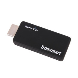 Tronmart T1000 Miracast Dongle HDMI беспроводной дисплей DLNA Ezcast Mirror2TV IPTV Android TV Stick