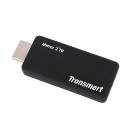 Tronsmart T1000 Miracast Dongle HDMI DLNA Wireless Display Ezcast Mirror2TV IPTV androide Stick de TV