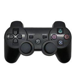 Controlador de jogos sem fios Bluetooth para PlayStation 3 Controlador de jogos PS3 Gamepad Joystick para jogos de vídeo Android 11 cores disponíveis