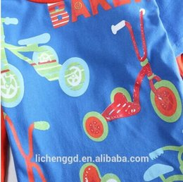 Wholesale children clothes NOVA cheap new design wear printed pattern casual kids clothing baby boy long sleeve t shirt