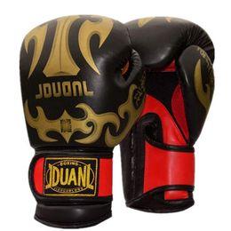 Мужчины и женщины бокса Противостояние перчаточного бокса Китайский стиль тренировочные перчатки Борьба Перчатки защитные три цвета