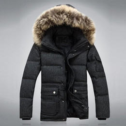 Discount Warmest Down Coat Fur Hood | 2017 Warmest Down Coat Fur