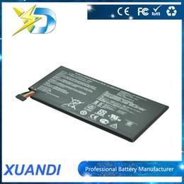 Фабрика цена 3.75V 4270mah Tablet Аккумулятор Встроенный литий-ионная батарея длительного ожидания для NEXUS 7Table ПК Бесплатная доставка DHL