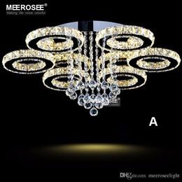 modern led crystal chandelier ring circle lustre ceiling light lighting crystal light fixture cristal lustre flush mounted lamp home bedroom home office chandelier home office lighting