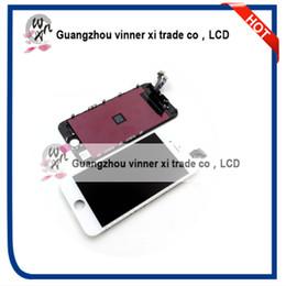 Grade AAA 4.7 pouces écran de remplacement Lcd pour Iphone 6 Display avec numériseur écran tactile blanc noir Lcd pour Iphone6