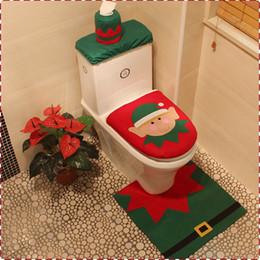 discount christmas bathroom sets sale   christmas bathroom, Bathroom decor