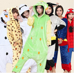 Cheap Footed Pajamas Adults | Free Shipping Footed Pajamas Adults ...