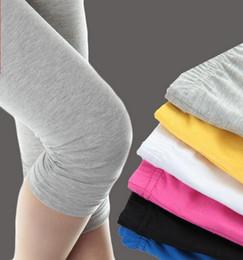 2016 Mulheres Moda Plus Size de algodão Casual Calças dos doces Cor de Verão leggings Lápis Calças justas Calças 2000pcs