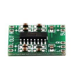 PAM8403 ultra miniature carte d'amplificateur de puissance numérique classe D 2channelsx3W gros