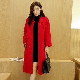 Discount Red Coats For Womens | 2017 Red Coats For Womens on Sale