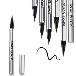 Wholesale 2016 brand new Eyeliner pencil Long lasting Waterproof Eye Liner Pencil Pen Nice Makeup Cosmetic Tools Hot Ultimate Black Liquid Eyeliner