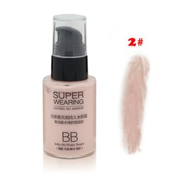 Wholesale 30ml Brand BIOAQUA Makeup Base Face Waterproof Liquid Foundation BB Cream Concealer Moisturizing Whitening Oil control Cosmetics