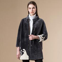 Discount Shearling Coat Women | 2017 Long Shearling Coat Women on