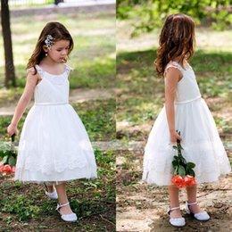 Wholesale 2016 Vestidos de fiesta Vestidos de desfile de niña Vestidos de niña Vestidos de novia Vestidos de novia