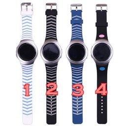 2016 bracelet en silicone Samsung Gear S2 montre bracelet bande de remplacement du bracelet montre pour Samsung S2 Montre vitesse