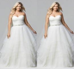Plus Size Princess Bling Wedding Dress Online | Plus Size Princess ...