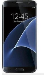 GooPhone S7 64bit borde de doble núcleo espectáculo 4G 3 GB de RAM 64 GB ROM teléfono inteligente Android 6.0 GooPhone borde del marco del metal s7