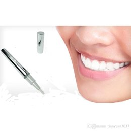 Wholesale Teeth whitening pen HIGH STRENGTH Newest Hotest Creative Effective Transparent White Teeth High Strength Whitening Gel Pen Tooth Whitener