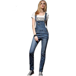 Womens denim overall jeans – Global fashion jeans collection