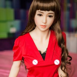 Wholesale Premium Silicone Material Flesh Sex Dolls cm Simulation People Doll Japan Full Silicone Entity Doll Male Adult Supplies