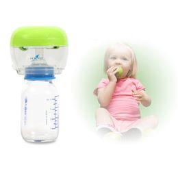 SEAGo SG-113 UV chupete esterilizador cepillo de dientes cabeza esterilizador portátil UV chupete cepillo de dientes cabeza mini esterilizador verde naranja 1207003