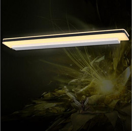 discount modern bathroom vanity light fixtures 2016 new design led bathroom mirror lamp bedroom vanity wall affordable contemporary vanity lights