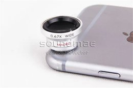 online shopping Magnetic Universual Phone Fish eye X Wide Angle Macro Lens for iPhone SE S S Plus Samsung Galaxy S7 S6 Edge Plus fisheye