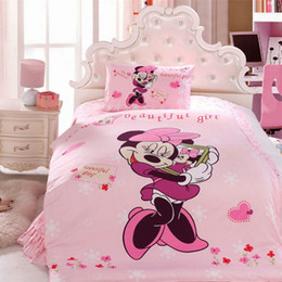 Discount Minnie Mouse Queen Size Bedding   2017 Queen Size Minnie ...