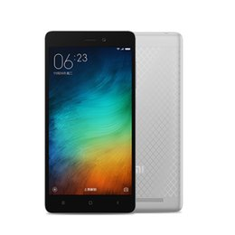 2017 chinese metal body phone Xiaomi redmi 3 Metal Body 4G LTE Qualcomm Snapdragon 616 Android 5.1 MIUI 7 5.0 inch IPS 1280*720 HD 4100mAh Battery 13MP Camera Smart Phone