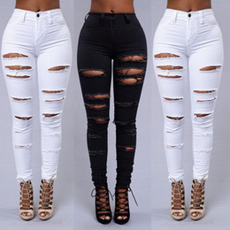 Black ripped skinny jeans cheap – Global fashion jeans collection